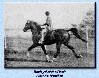 Bazleyd at the Rack